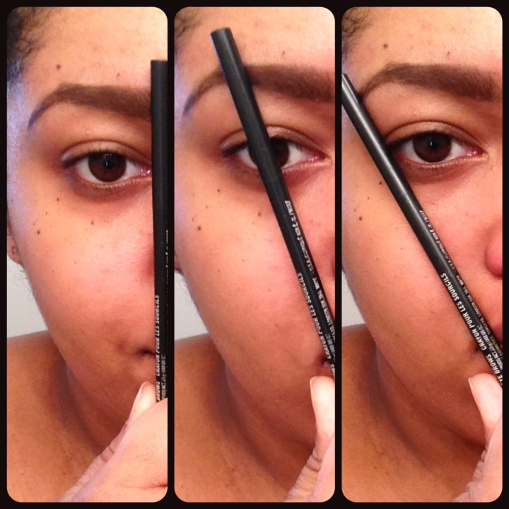 Make-Up Moves: Eyebrow Tutorial