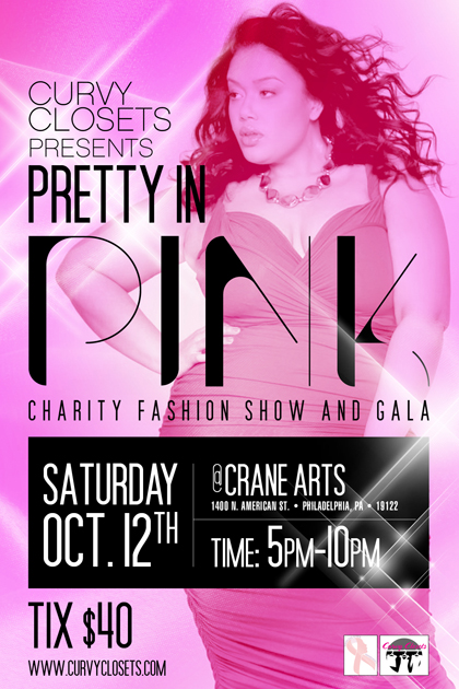 YCS Events: Curvy Closets Plus Size Fashion Showcase