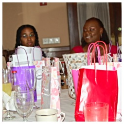 Brunch attendees were treated to all sorts of goodies by our sponsors!