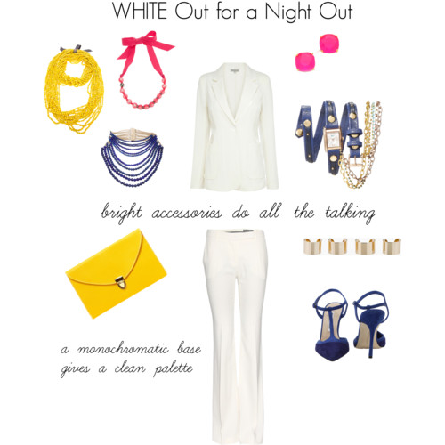What to Wear: White After Labor Day