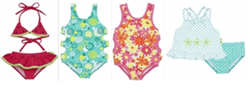 YCS (Kid's) Guide to Spring: BathingBeauties