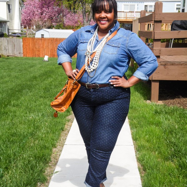 YCS Style diary : Denim on Denim