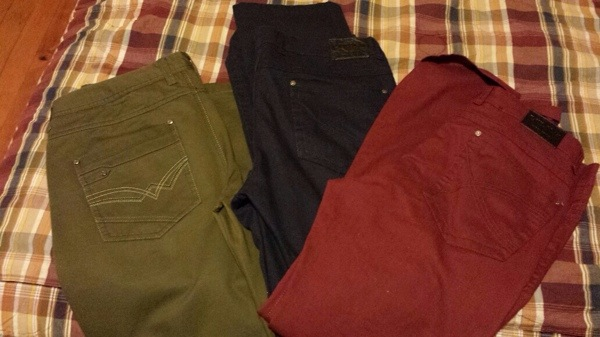 TBT: Seasonal Trend-Men can rock colored jeanstoo