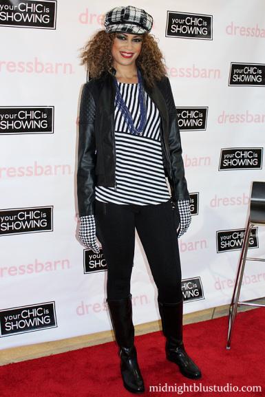 Client: Cherise R. (2013) I Photo credit: Midnight Blu Studios