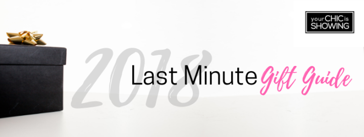 5 Last Minute Holiday Gifts for Those Who Like to Live Dangerously and Shop at the LastMinute