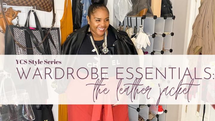 Wardrobe Essentials: The LeatherJacket